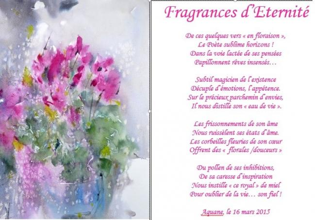 Fragrances d eternite